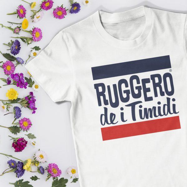 """De Shirt Ruggero Timidi T – """"ruggero I Timidi"""" MqVSpzULG"""