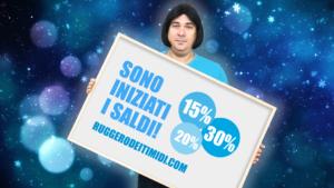 Immagine di Ruggero coi Saldi